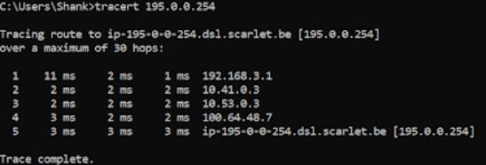nsx-t active-active traceroute after failing a site
